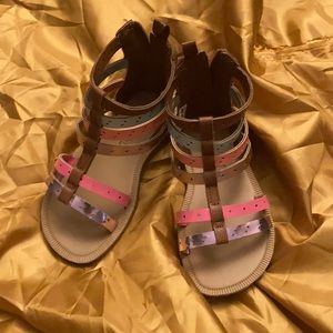 Baby  colorful sandals